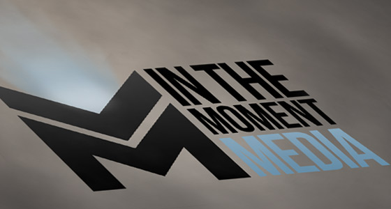 In The Moment Media - Logo & On-Screen Identity