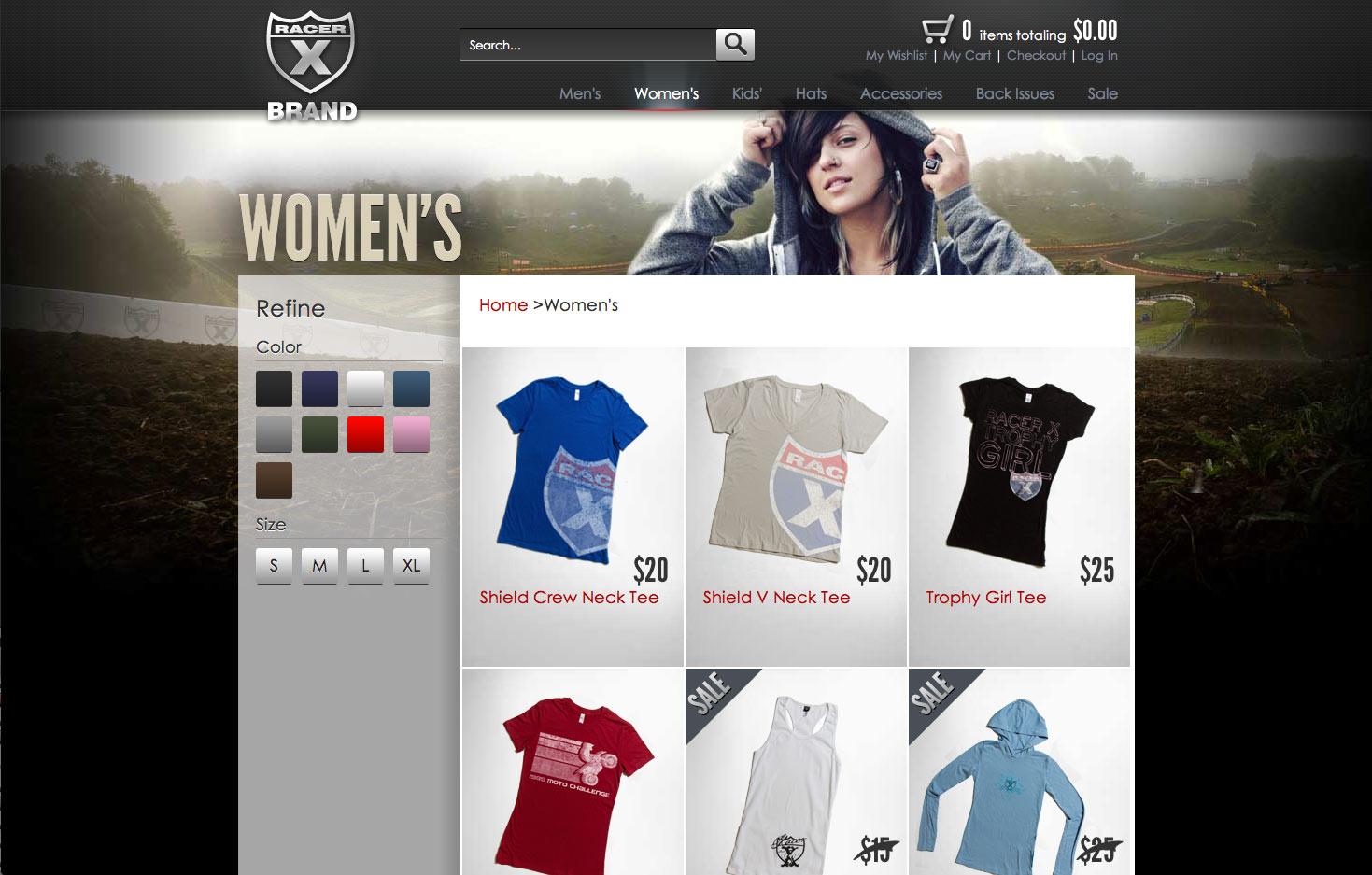 Make a free online shop