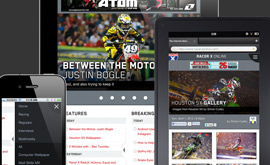 A Responsive Mobile Website Design allows for maximum device flexibility
