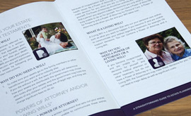 SIG Estate Planning Brochure - Inside